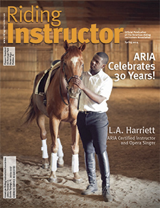 how to become a riding instructor